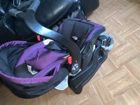 Baby Trend Car Seat + Base