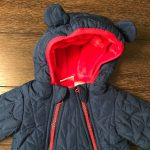 Koala Baby Winter Snowsuit, 0-3M
